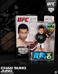 "Chan-Sung ""Korean Zombie"" Jung Ultimate Collector Series 12 Limited Edition"