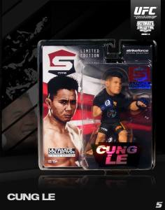 Cung Le Ultimate Collector Series 14 Limited Edition