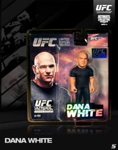 Dana White Ultimate Collector Series 14 Limited Edition
