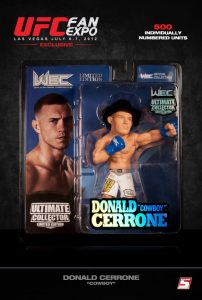 "Donald ""Cowboy"" Cerrone Ultimate Collector Series UFC Edition UFC Fan Expo 2012 Las Vegas"