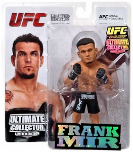 Frank Mir Ultimate Collector Series 12.5 Limited Edition