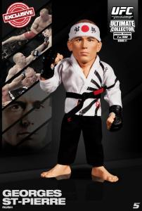 "Georges ""Rush"" St Pierre Ultimate Collector Series 11 Limited Edition"