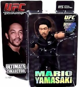 Mario Yamasaki Ultimate Collector Series Brazil Exclusive Special Edition