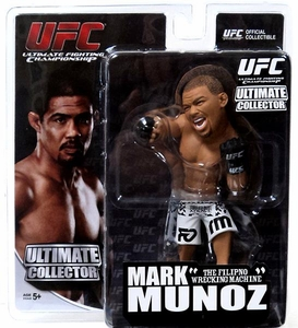 "Mark ""The Filipino Wrecking Machine"" Munoz Ultimate Collector Series 11"