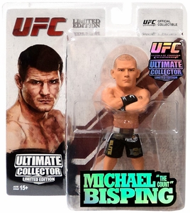 "Michael ""The Count"" Bisping Ultimate Collector Series 13.5 Limited Edition"