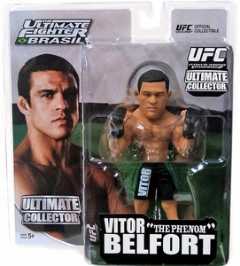 "Vitor ""The Phenom"" Belfort Ultimate Collector Series 11 TUF Brazil Variant"