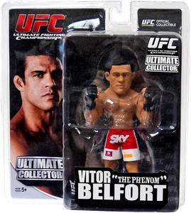 "Vitor ""The Phenom"" Belfort Ultimate Collector Series 11"