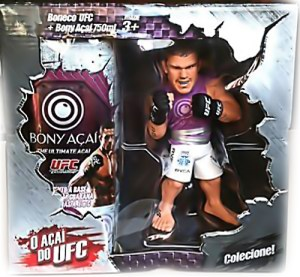 "Vitor ""The Phenom"" Belfort Ultimate Collector Series Bony Acai Exclusive"