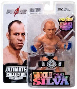 "Wanderlei ""The Axe Murderer"" Silva Ultimate Collector Series 12.5 Limited Edition"