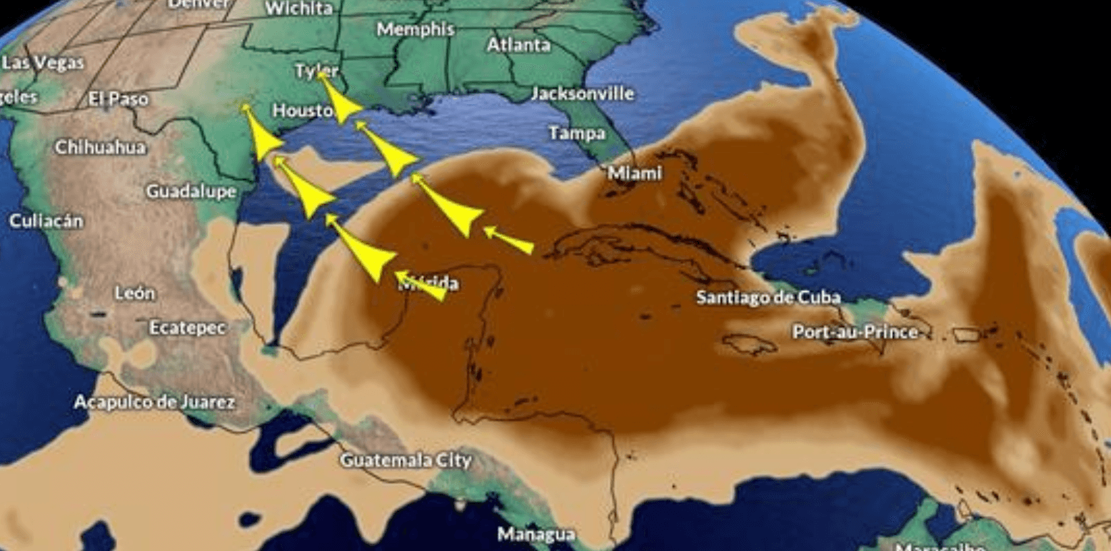 Saharan Dust Prompts Local Air Quality Alerts City Of