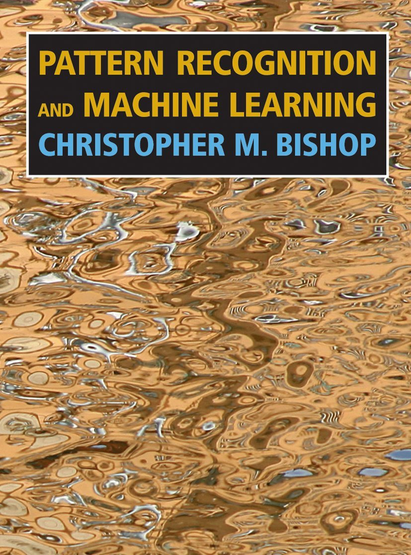 Text Book - Pattern Recognition and Machine Learning