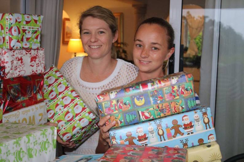 Christmas Shoebox Project