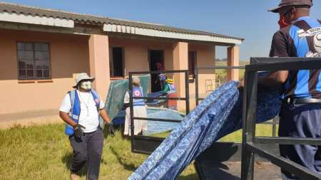 Mtunzini Mattress Donation