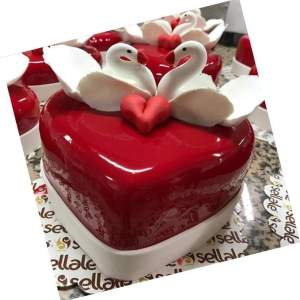 Valentines Day Cake Delivery Service