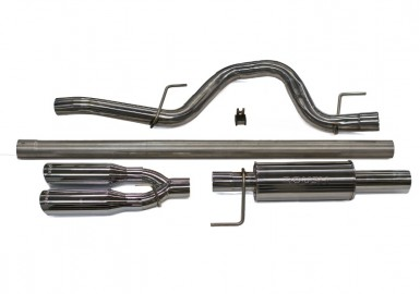 ford f 150 exhaust roush performance