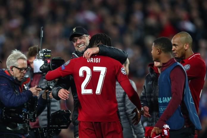 Liverpool's Divock Origi deserves more game time after run of form