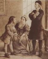 Rousseau, enfance
