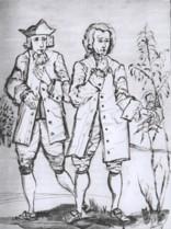 Rousseau, Monsieur Renou