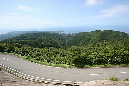 Osado skyline © www.japan-guide.com