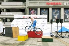 サイクルパークフェスティバル/パフォーマンス