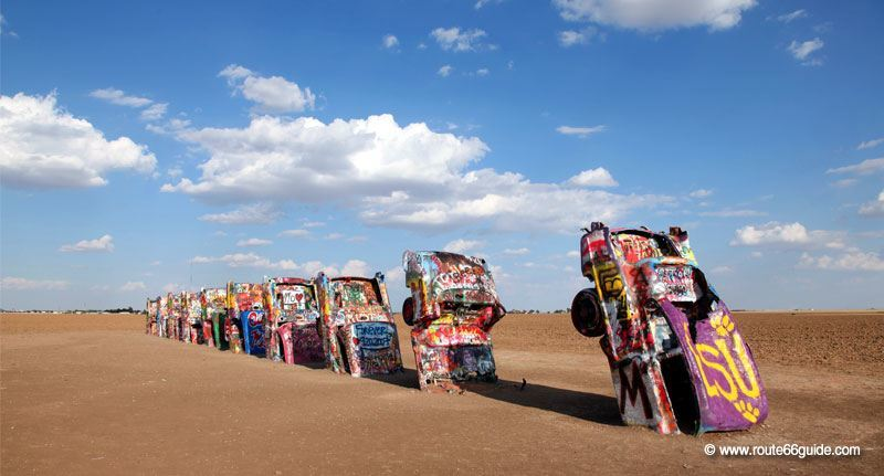 How Long Does It Take To Drive Route 66