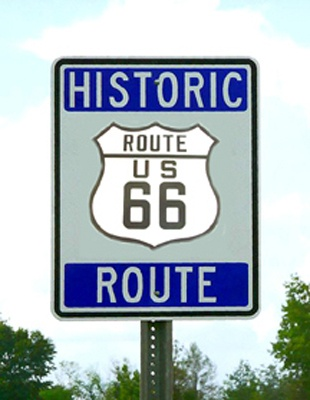 Panel may advocate designating Route 66 a National Historic Trail