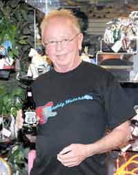 Route 66 Sodas owner Scott Cameron dies