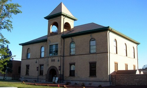 Grant sought for new roof on Navajo County Historic Courthouse