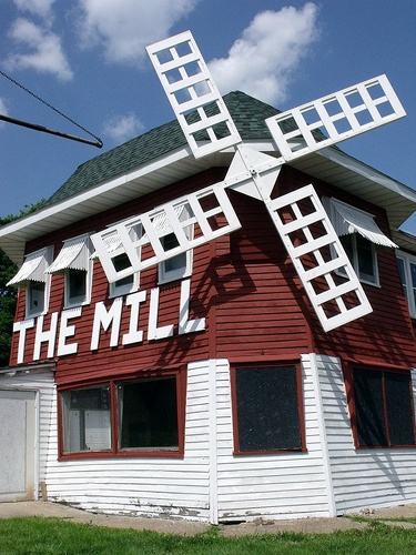 The Mill, Lincoln, IL, by Brian Marsh
