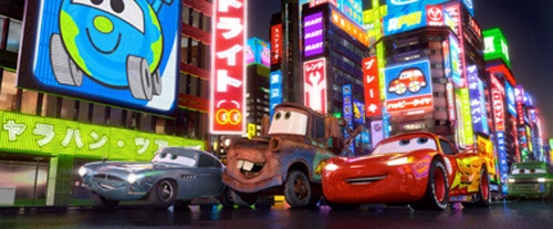"""Cars 3"" appears to be slated for 2018 release"