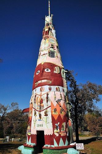 Totem Pole Park, Foyil