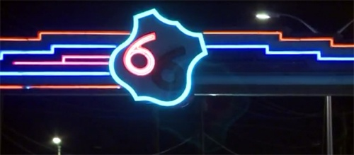 Albuquerque will fix its Route 66 neon signs by June