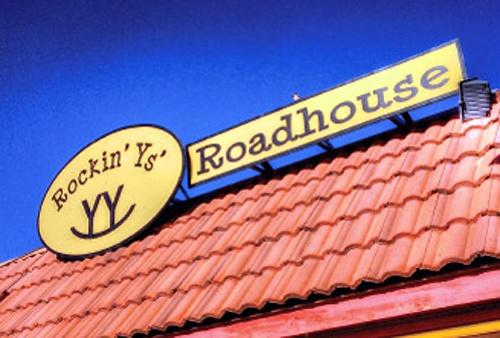 Rockin' Y's Roadhouse damaged by fire