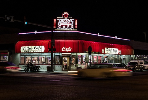 Owner Of Tallys Good Food Cafe Says Hes Not Closing Route 66 News