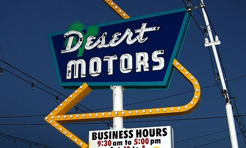 Desert Motors in Victorville changes owners