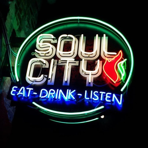 New neon at Soul City in Tulsa