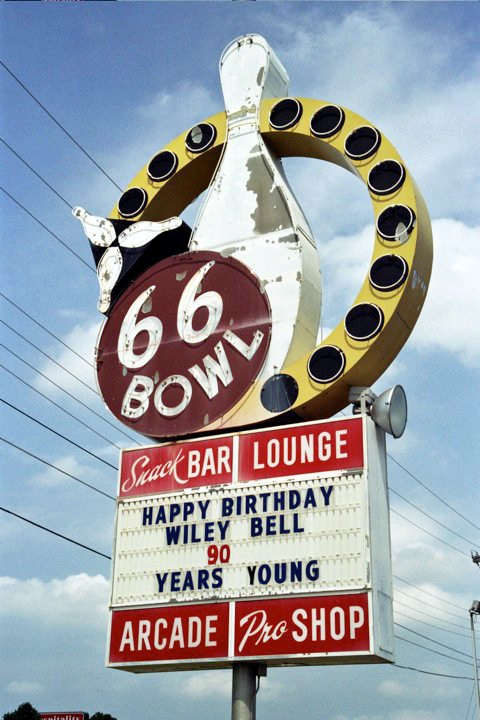 66 Bowl sign (Facebook)