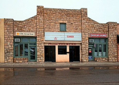 County's Pecos Theatre purchase finalized