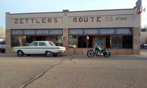 Zettlers Route 66 shop in Ash Fork reopens
