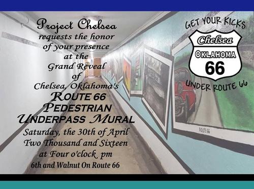 Chelsea tunnel invite
