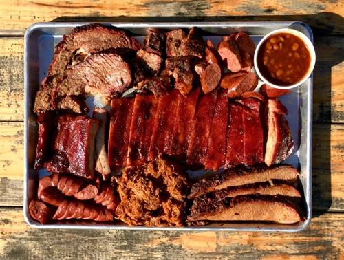 Butcher BBQ Stand