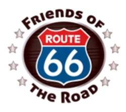 Close, but not quite there for Route 66: The Road Ahead logo