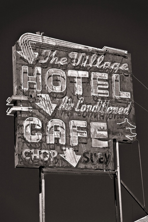 The Village Hotel Cafe, Barstow