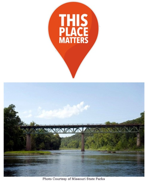 Volunteers needed for photo shoot at Meramec River bridge