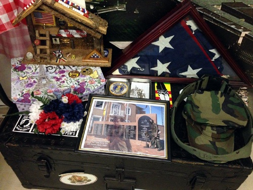 Museum of the American Military Family soon will open in Tijeras