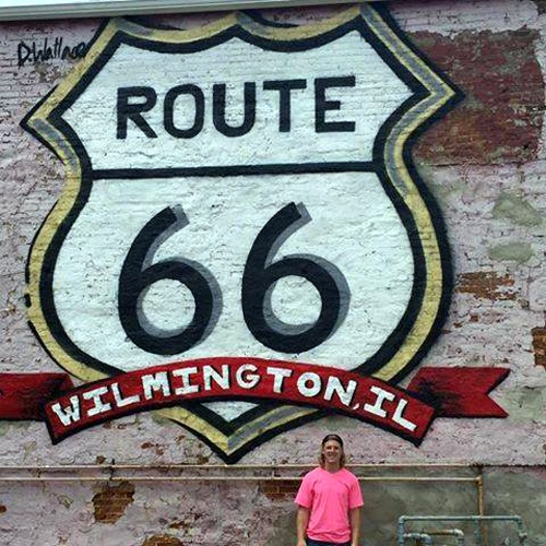 New Route 66 mural painted in Wilmington