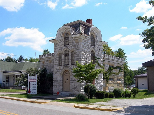 Goal: Reopen Macoupin County Cannonball Jail next year
