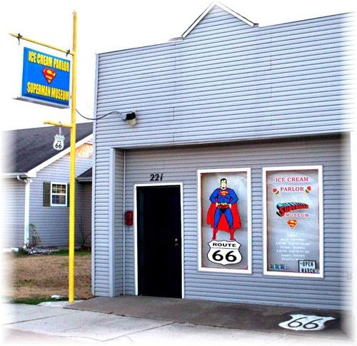 SuperTam on 66, Carterville, MO