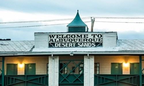 Albuquerque task force takes over Desert Sands Motel