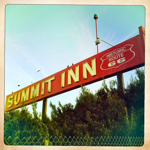 Cleanup costs hamper Summit Inn rebuilding project